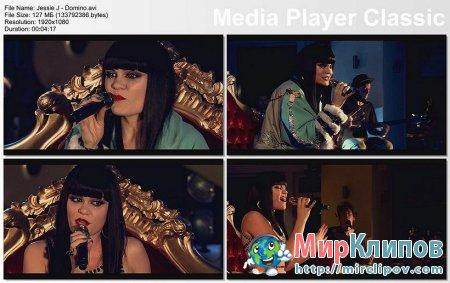 Jessie J - Domino (Live)