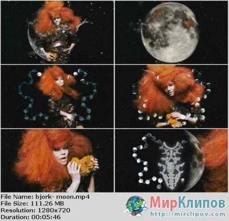 Bjork - Moon