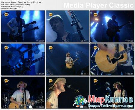 Travis - Sing (Live)