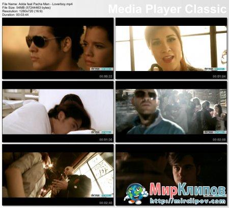Adda Feat. Pacha Man - Loverboy