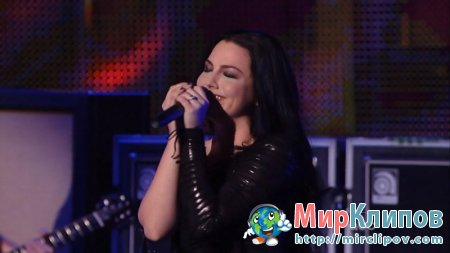 Evanescence - What You Want (Live, Jimmy Kimmel, 13.10.2011)