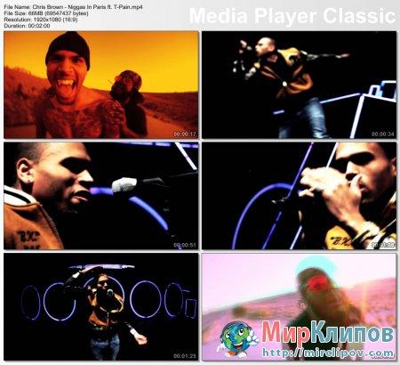Chris Brown Feat. T-Pain - Niggas In Paris