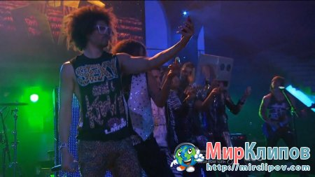 LMFAO - Medley (Live, Dancing With The Stars, 20.09.2011)