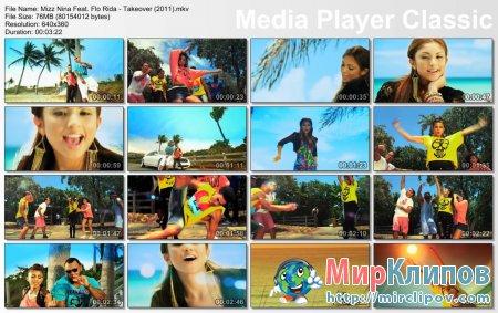 Mizz Nina Feat. Flo Rida - Takeover