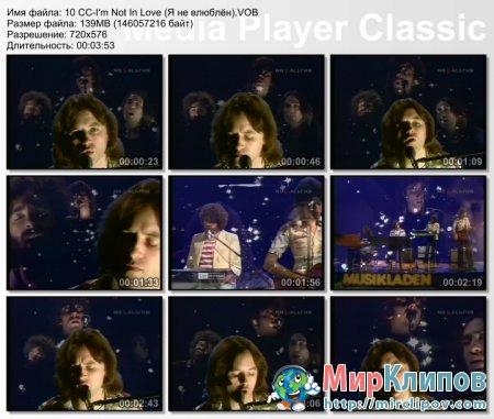 10 CC - I'm Not In Love (Live)