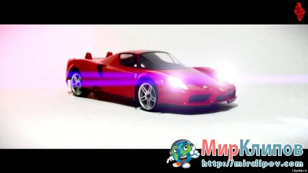 Pink Is Punk Feat. D'Aaron Anthony- My Ferrari