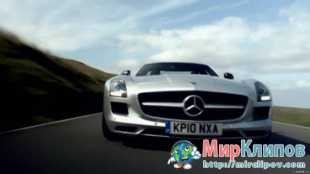 Chris Parker - Symphony (Mersedes SLS AMG Drive Video)