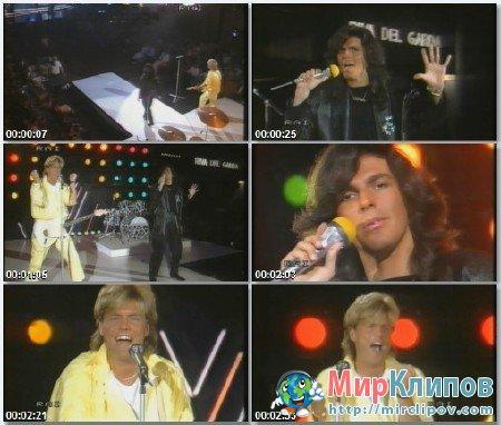 Modern Talking - Cheri Cheri Lady (Live, Riva Del Garda, Italy, 12.03.1986)