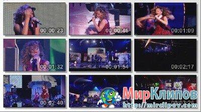 Rihanna - We Found Love (Live, X Factor, UK)