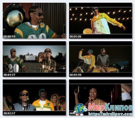 Snoop Dogg Feat. Wiz Khalifa & Bruno Mars - Young, Wild & Free
