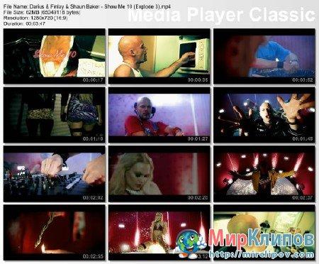 Darius & Finlay Feat. Shaun Baker - Show Me 10 (Explode 3)