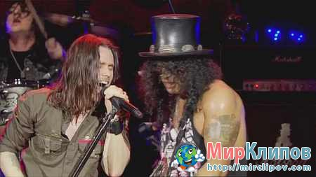 Slash - Back From Cali (Live)