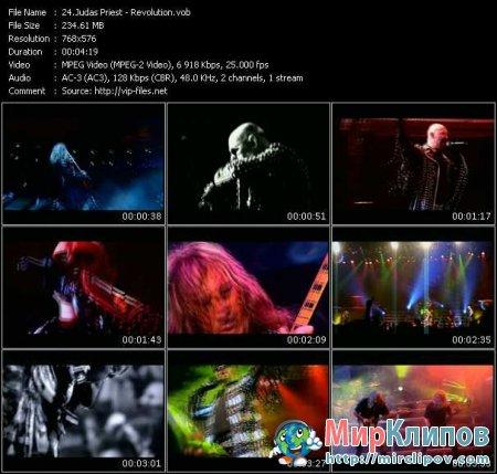 Judas Priest - Revolution