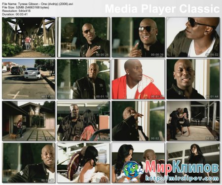 Tyrese Gibson - One