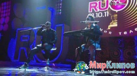 Тимати - Я Буду Ждать (Live, Премия RU.TV)