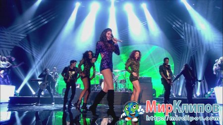 Selena Gomez Feat. The Scene - Hit The Lights (Live, MTV EMA, 2011)