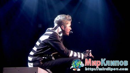 Justin Bieber - Mistletoe & Never Say Never (Live, MTV EMA, 2011)