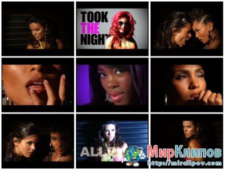 Chelley - I Took The Night (Grum Video Edit)