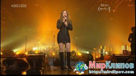 Mariah Carey - H.A.T.E.U. (Live, Yoo Hee-Yeol's Sketchbook, 23.10.2009)