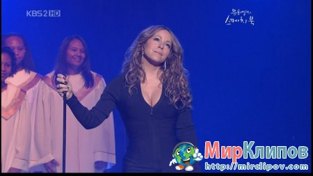 Mariah Carey - I Want To Know What Love Is (Live, Yoo Hee-Yeol's Sketchbook, 23.10.2009)