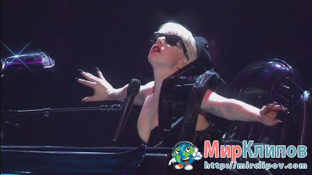 Lady Gaga - Marry The Night (Live, Bambi, 2011)