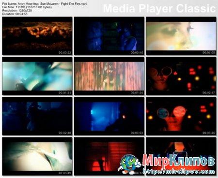 Andy Moor Feat. Sue McLaren - Fight The Fire