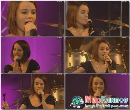 Alizee - Fifty Sixty (Live, 2010)