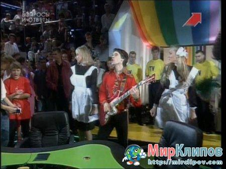 Евгений Осин - Студентка-Практикантка (Live, Брэйн-Ринг, 1996)