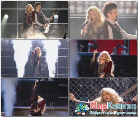 Shakira - Devocion (Live, Gramyy Awards, 2011)