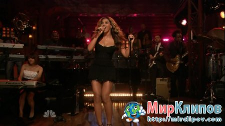 Beyonce - Countdown (Live, Late Night With Jimmy Fallon, 11.11.2011)