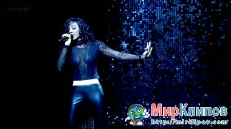 Kelly Rowland - Down For Whatever (Live, The Graham Norton Show, 11.11.2011)