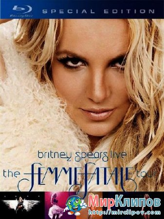 Britney Spears - The Femme Fatale Tour (Live, Concert)