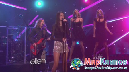 Selena Gomez - Love You Like A Love Song (Live, Ellen Degeneres Show, 2011)