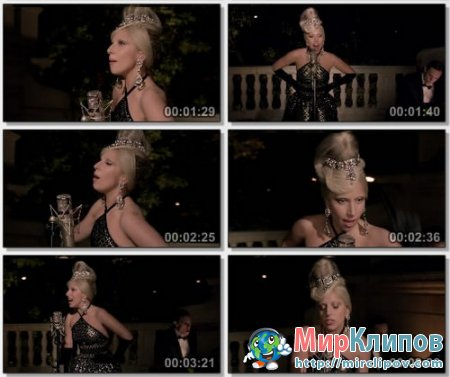 Lady Gaga - Marry The Night (2nd Version)