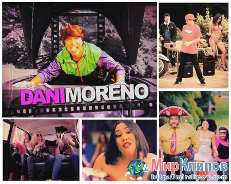 Dani Moreno Feat. Jackie Sagana - Domino