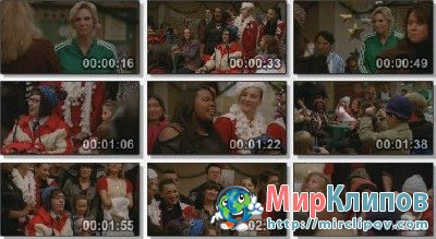 Glee Cast - Do They Know It's Christmas