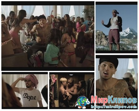 Chris Brown Feat. K-Mac - Strip