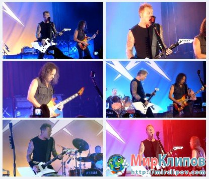 Metallica - Rebel Of Babylon