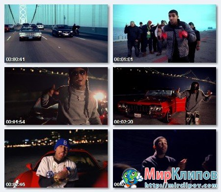 Drake Feat. Lil Wayne & Tyga - The Motto