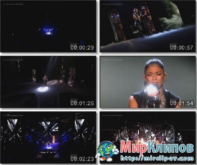 Nicole Scherzinger - Pretty (Live, X Factor, USA)