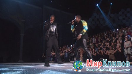 Kanye West Feat. Jay-Z - Niggas In Paris (Live, The Victoria Secrets Fashion Show 29.11.2011)