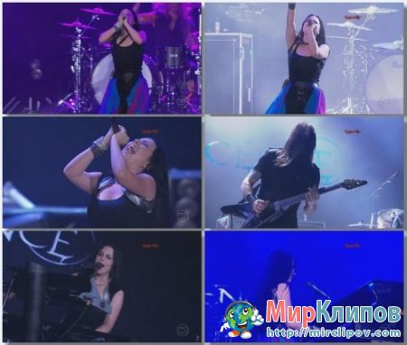 Evanescence - Medley (Live, Rock In Rio, 2011)