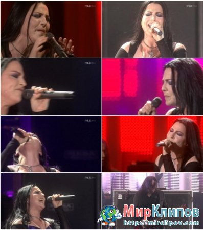 Evanescence - Bring Me To Life (Live, Nobel Peace Prize Concert)