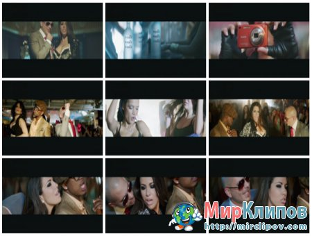 Pitbull Feat. Ne-Yo , Afrojack And Nayer - Give Me Everything (Extended Version)