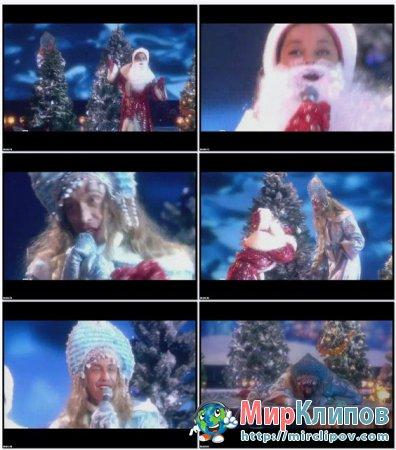 Наташа Королева и Сергей Глушко - Песня Зайца И Волка На Карнавале (Live, Рождественская Встреча НТВ)
