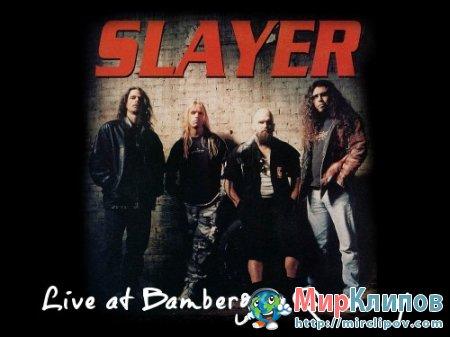 Slayer - Live Perfomance (Bamberg)