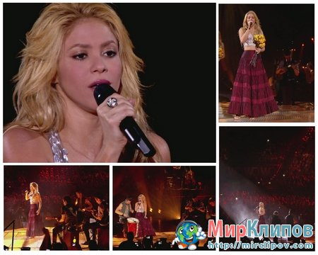 Shakira - Nothing Else Matters (Live)