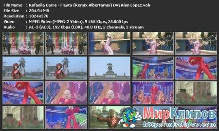 Rafaella Carra - Fiesta (Remix Albertomix)