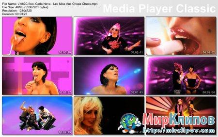 L'Ab2C Feat. Carla Nova - Les Miss Aux Chupa Chups