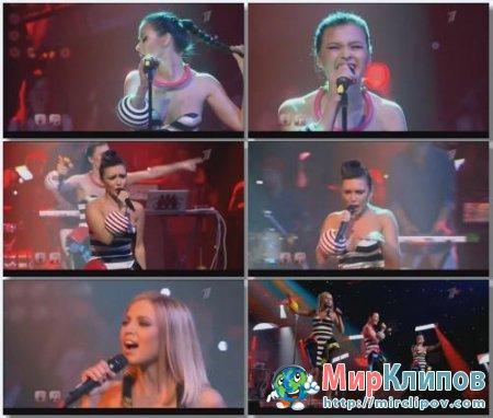Серебро - Мама Люба (Live, Красная Звезда, 2011)